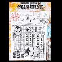 AALL & Create A4 Stamp - Ladybug-220903