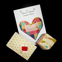 Daisy & Grace Sweetheart Cushion Kit- Moda