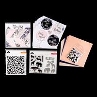 Craftwork Cards Go Wild 8x8