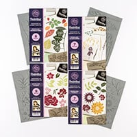 Threaders A5 Rubber Stamp Collection - Wild Woodland-229820
