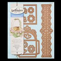 Spellbinders Shapeabilities 1 x Die Set - Garden Party - 11 Dies -230858
