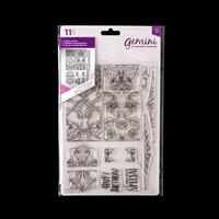 Gemini A5 Clear Stamp Set - To Someone Special - 11 Stamps-231623