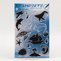 Encaustic Art A5 Stampzetz Stamps-233042
