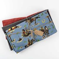 The Millshop Online Set of 3 100% Cotton & Linen Fabrics - Wild W-234001