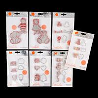 Tonic Essentials 2 x Stamp Sets & 5 x Stamp & Die Sets-234738