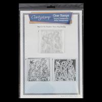 Clarity 3 Way Overlay Stamp Set - Hare in the Meadow-235256