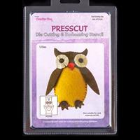 Crafts Too Owl Die Set-237052