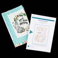 Juberry Fabrics Catnip Quilt Kit & Pattern-238777