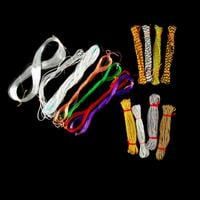 Assorted Cords, Braids and Threads - Metallic Collection - 3 Pack-239995