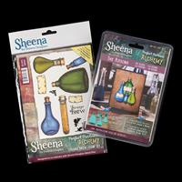 Sheena Douglass Perfect Partners Alchemy Die - The Potions and A5-240320