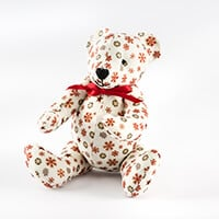 Sew Mine Box Teddy Bear Kit-240449