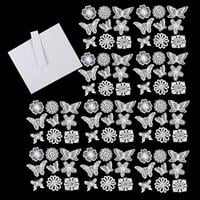 Craft Buddy Set of 90 Assorted Lace Motifs-249773