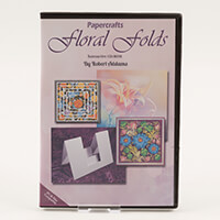 Robert Addams Floral Folds CD-Rom-252931