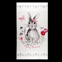 Juberry Fabrics Riley Blake Pretty Bunny Panel-253765