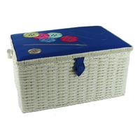Sewing Online Embroidered Large Sewing Box with Sewing Kit -  But-257401