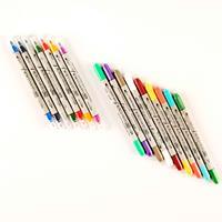 Kuretake Clean Colour Pen Set - Bold, Pastel & Metallic Collectio-257621