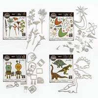 Sizzix® Thinlits™ Set of 47 Dies - Science & Nature by Tim Holtz®-260668