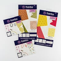 Threaders - Template & Quilting Stencils - It's all about the sha-262611