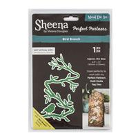 Sheena Perfect Partners Die Set - Bird Branch - 1 Die-262901
