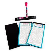 Tonertex™ Foiling Fun Colouring In Set - 3 x Colouring-In Booklet-265772