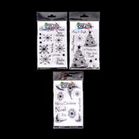 Imagine Design Create Doodle Tree, Snowflake Kisses & Festive Flo-265789