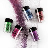 Cosmic Shimmer Sparkle Shakers Set - 5 Sparkle Shakers - 10ml eac-265981