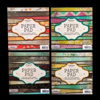 Luv Crafts Ultimate Paper Pad Collection - His - 4 x Paper Pads-267509