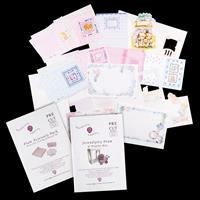 Set of 32 Baby Cards In Assorted Designs & Sizes - 16 Designs Tot-271618