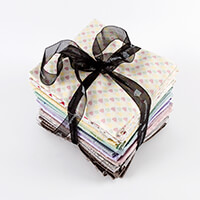 Totally Patched Basic Harmony Fabric Bundle x 26 Fat Quarters-272725