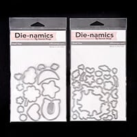 My Favourite Things Die-namics Die Sets - Lucky and Spring Wreath-275097