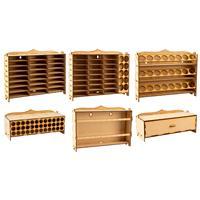 Crafty Devils MDF Storage Collection - 6 x Storage Systems-275422