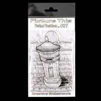 Picture This A6 Stamp - Period Postbox-275944
