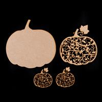 Samantha K Pumpkin Patch Set - Pumpkin Plaque, Large Flouirsh Pum-276739