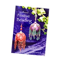 Spellbound Beads Festive Beading Book Edition 1 - 96 Pages-281765