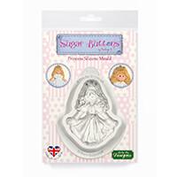 Sugar Buttons Fantasy Silicone Mould-287223