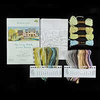Stitch Kits Lane Long Stitch Kit - 28cm x 12.5cm-288828