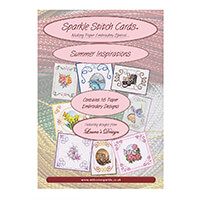 Add Some Sparkle Summer Inspirations Design CD-ROM - Includes 16 -290131