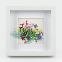 Rowandean Embroidery Flower Festival Kit-294611