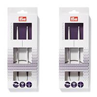 Prym Ergonomics Circular 80cm Knitting Needle Set -8mm/9mm-295771