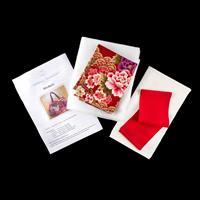 Design & Sew Mika Bag Complete Kit - Fabric, Lining, Wadding & Pa-296135