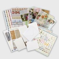 Reddy Creative Cards - 1 x Card Making Kit - Springtime Cards Col-297902