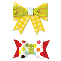 Sizzix Bigz Die - Bows by Deena Ziegler-298818