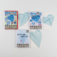 Crafty UK Nested Template Pick N Mix - Pick 3-304383