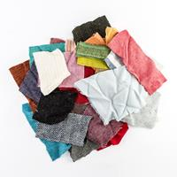 Fabric Affair Project Bags - 100% Wool Tweed-306378