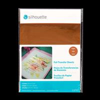 Silhouette Foil Transfer Sheets - Copper - 6 sheets-309935