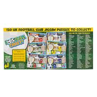 The Happy Puzzle Company - Football Crazy 1000 Piece Jigsaw Puzzl-310108