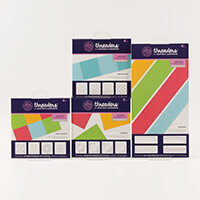 Threaders Quilting Stencil Bundle - Pack of 4-311559