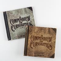 Tim Holtz - Compendium of Curiosities - Volumes 1 & 2-311634