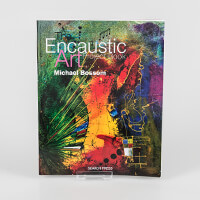 Encaustic Art - The Project Book - By Michael Bossom-314581