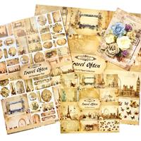 Travel Often by The Craft Box Complete Collection - 2 x Paper Pad-317314